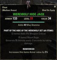 Hide of the Werewolf - Jack 31
