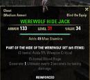 Hide of the Werewolf