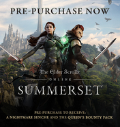 The Elder Scrolls Online Summerset Steam Promotion