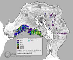 Водосбор карта
