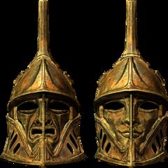 Двемерский шлем (Облик Мзунда)