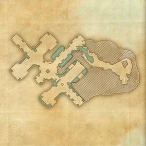 Убежище преступников Дозора Вулхела (план)