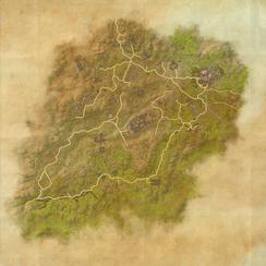 Northern Elsweyr Map