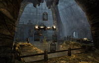The Temple of Miraak Large Chamber