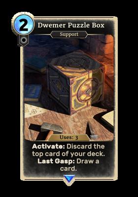 Двемерская головоломка (Card)