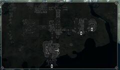 Форт Морозного мотылька. План