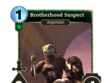 Brotherhood Suspect
