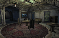 Cheydinhal Castle Private QuartersBedroom