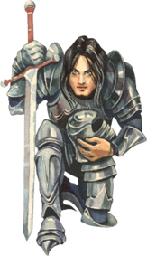 Class creation knight