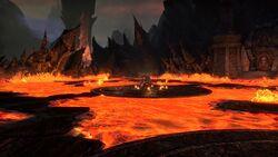 Deathlands Lava Pit