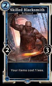 Skilled Blacksmith (Legends)
