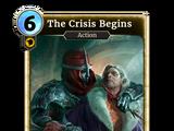Начало Кризиса