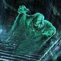 Проклятый призрак (миниатюра)