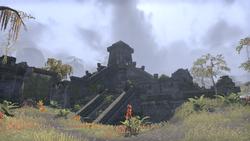 Руины Чид-Моска
