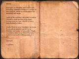 Glonnir's Letter