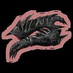 Necronomicronica's daedrigloves