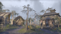 Деревня Грязного Дерева