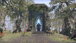 Дорожное святилище Ядовитой топи