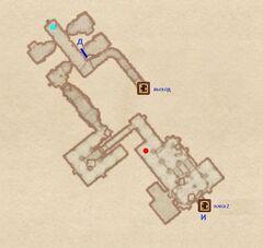 Имперская тюрьма (1). План
