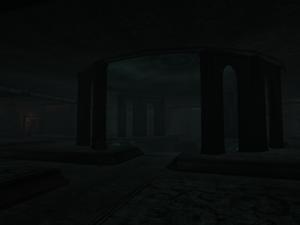 Канализация Морнхолда (Tribunal) - Канализация храма