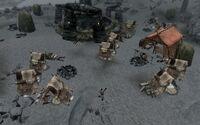 Погибший лагерь