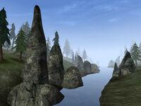 Река Иггнир (TES III)
