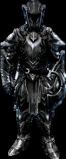 Эбонитовая броня (м)