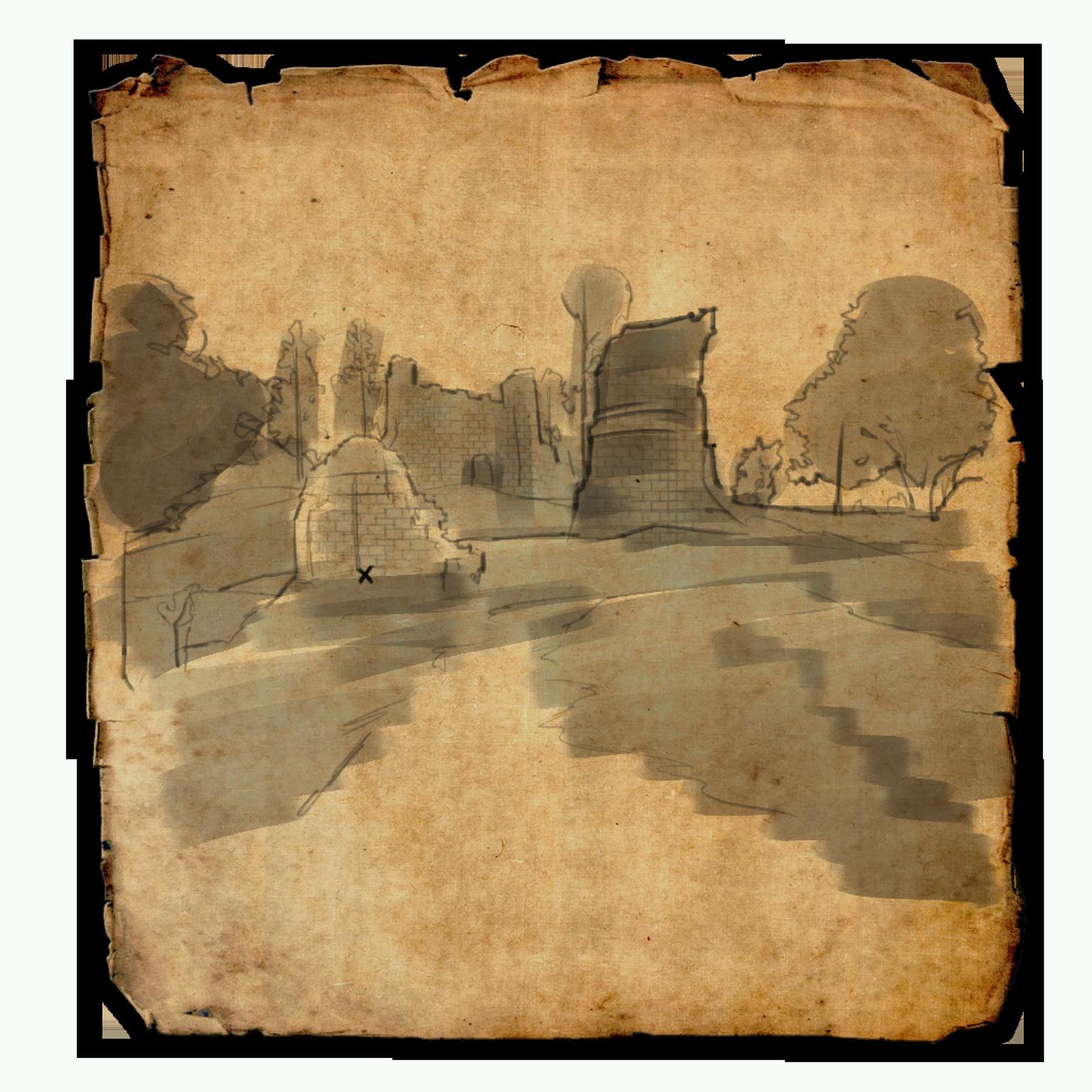 Cyrodiil Treasure Map IX   Elder Scrolls   FANDOM powered by ...