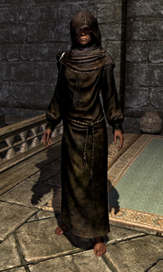 Hooded Black Robes 000107108