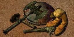 Klasa Barbarzyńca (Morrowind)