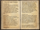 Life in the Eagle's Shadow