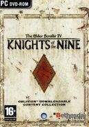 Oblivion Knights of the Nine PC Cover