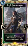 Red Bramman (Legends) DWD