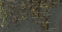 Аширбадон. Карта