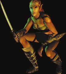 Босмер (Morrowind)
