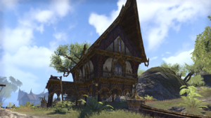 Здание в Плантации Ловца Ветра 1