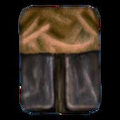 Простая рубашка (Morrowind) 24 сложена
