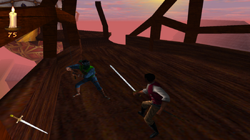 Atak na Pałac 29 (Redguard)