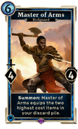 Master of Arms DWD