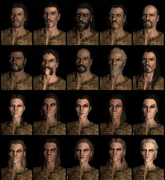 Skyrim-imperial-characters