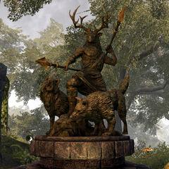 Kaplica Hircyna z gry The Elder Scrolls Online
