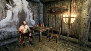 Дом Лейгельфа - столик