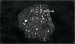 Дом Огмунда - карта