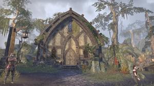 Здание в Деревне Грязного Дерева 1