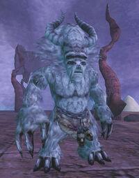 Ледяной великан Карстааг