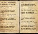 A Child's Tamriel Bestiary