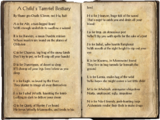 A Child's Tamriel Bestiary