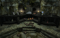 The Temple of Miraak Sanctum Spellroom