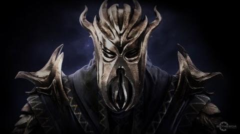 Tráiler de presentación de Dragonborn