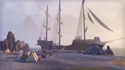 Лагерь вторжения Остриё кинжала